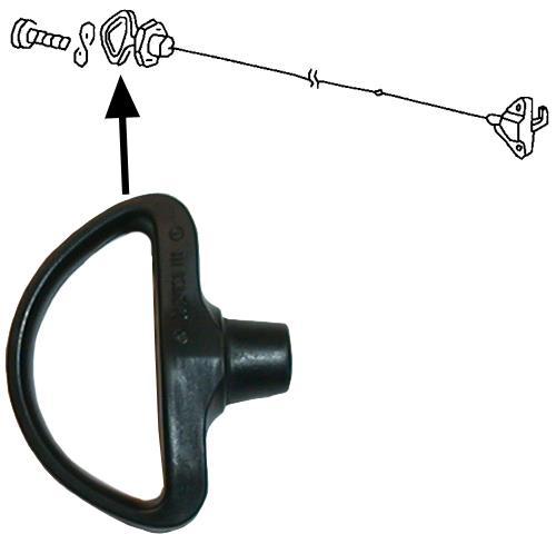 Madlo/víčko nádrže paliva - Typ 1/14/181 (1968 »)