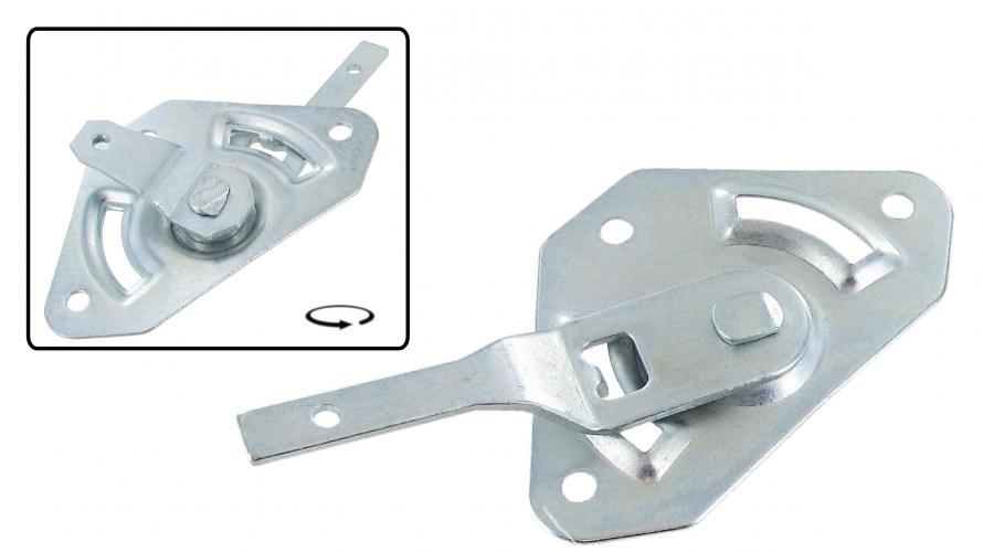 Táhlo/otvírání přední kapoty - Typ 1/14 (1967 » 03)