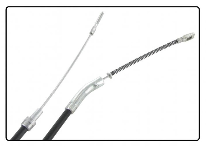 Lano ruční brzdy L/P - Typ 1/14/181 (1972 » 03)
