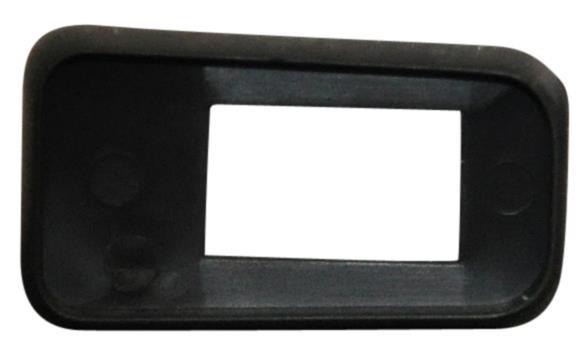 Těsnění kliky dveří/přední L/P - Typ 25 (1979 » 92)