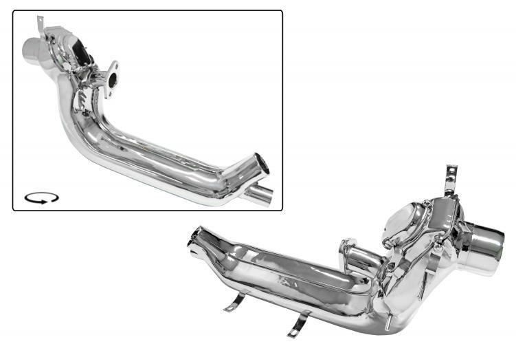 Výměník tepla chrom/L - Typ 1 motor (1963 »)