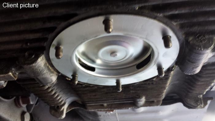 Filtr oleje/sítko IM - Typ 1/3 motory (1969 »)