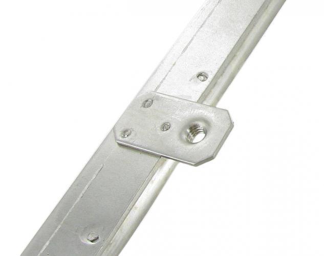 Regulace stahování skla dveří/P - Typ 1 (1968 » 74)