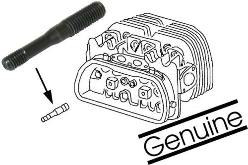 Svorník vahadla/hlava motoru - Typ 1/3/CT/CZ motory (1960 » 03)