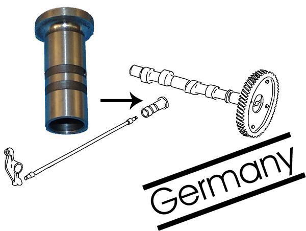 Zdvihátka tyček ventilů/OE - Typ 1/3 motory (1960 » 92)