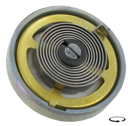 Sytič karburátoru/12V - Typ 1 motor (30/31/34PICT)