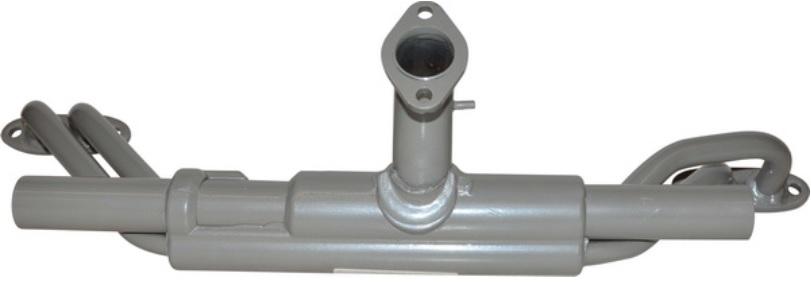 Potrubí sání dual/dual předehřev - Typ 1 (1970 »)