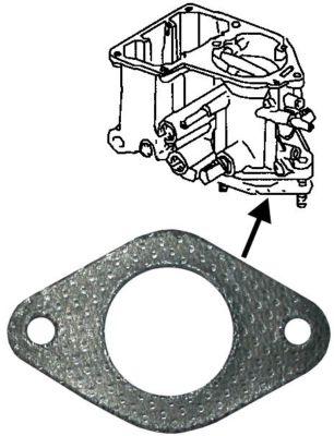 Těsnění příruby karburátoru/34 PICT - Typ 1/CT/CZ motory (» 1983)