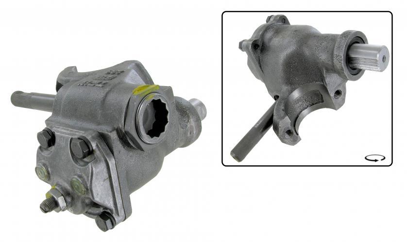 Převodka řízení - Typ 1/3/14/181 (1961 » 03)