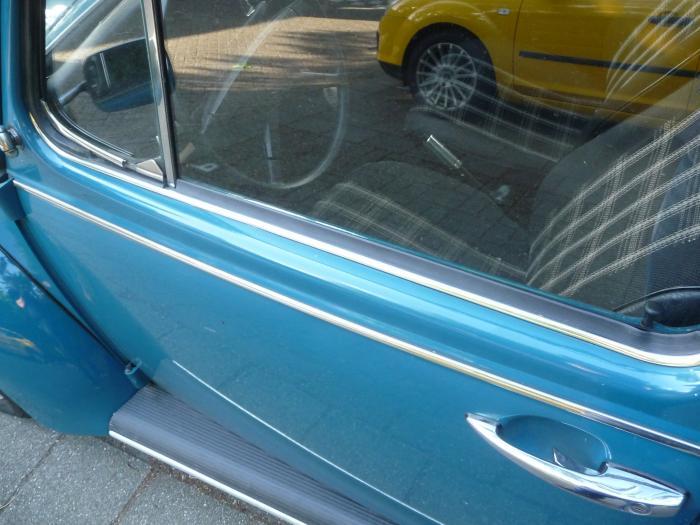 Sametka OE/stahování skla dveří/L - Typ 1 (1964 » 03)