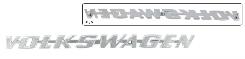 Znak Volkswagen/zadní - Typ 1/14 (1966 »)