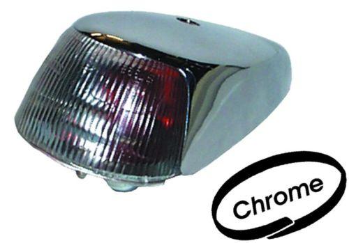 Světlo směrové přední OE čiré/chrom L/P - Typ 1/181 (1963 » 74)