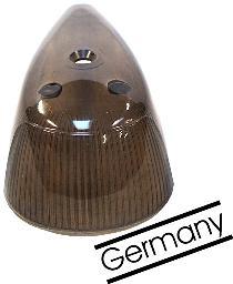 Sklo směrového světla OE/přední kouřové - Typ 1/181 (1963 » 74)