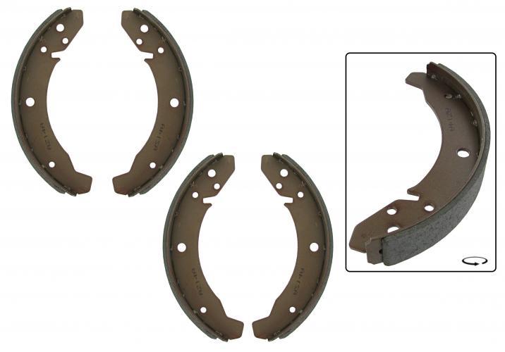 Čelisti brzd/zadní - Typ 1/14 (1964 » 67)