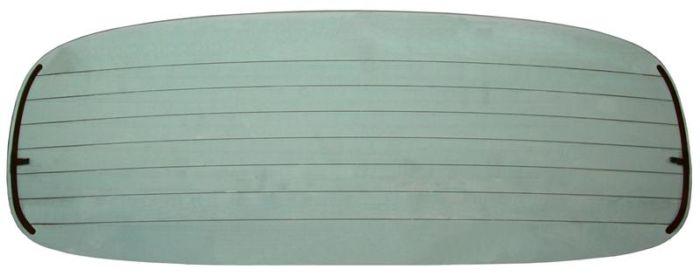 Sklo zadní vyhřívané/zelené - T.1 Cabrio (1974 »)