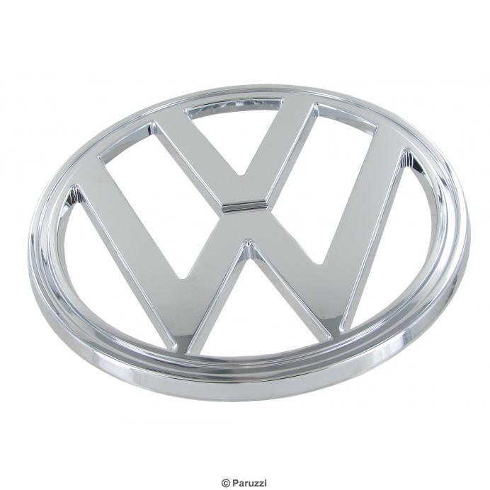 Znak VW přední/chrom - Typ 2 (1972 » 79)