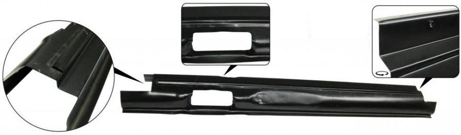 Prah vnitřní/středová část P - Typ 1 (1968 » 03)