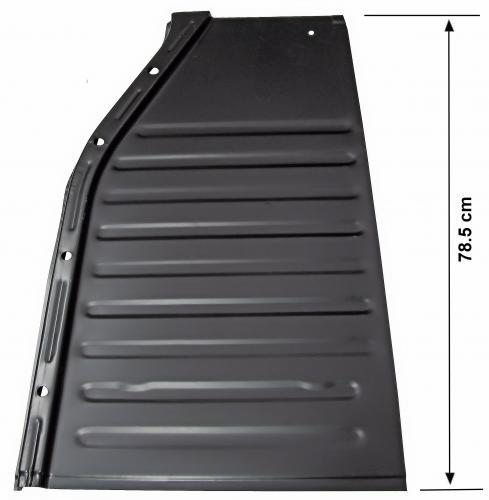 Panel podlahy/přední polovina L - Typ 1 (» 1972)