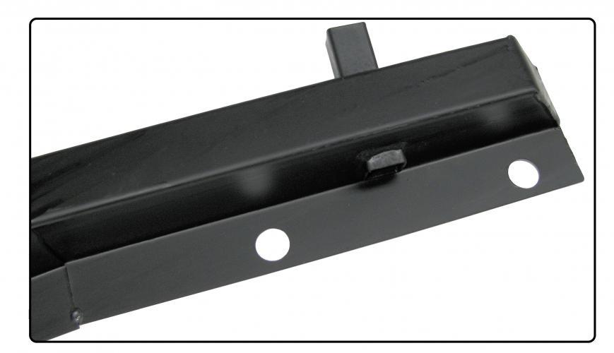 Výztuha podélná/podlaha L - T.1 Cabrio (» 1980)