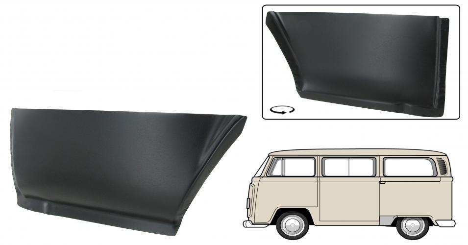 Blatník zadní/část přední L - Typ 2 (1972 » 79)