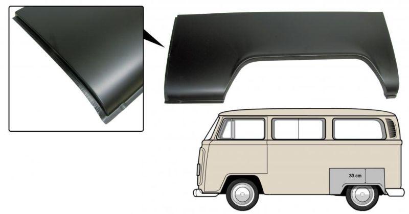 Blatník zadní/L - Typ 2 (1972 » 79)