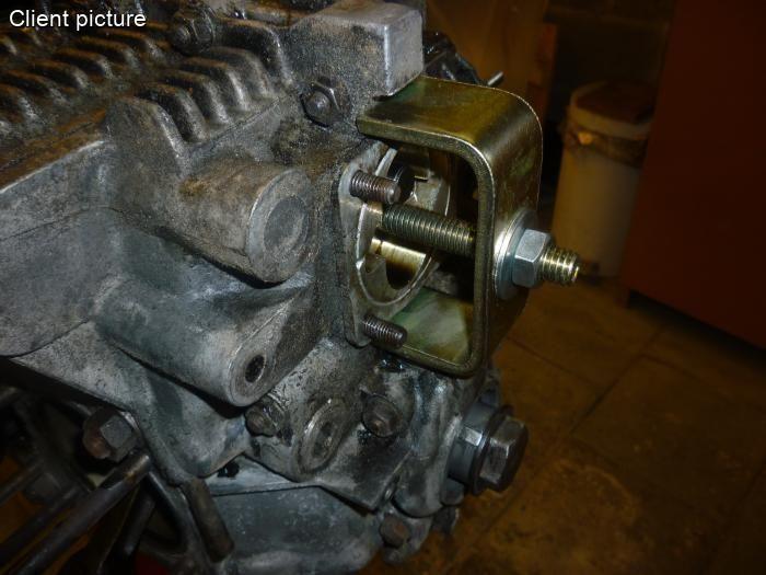 Stahovák čerpadla oleje - Typ 1/3 motory (» 2003)