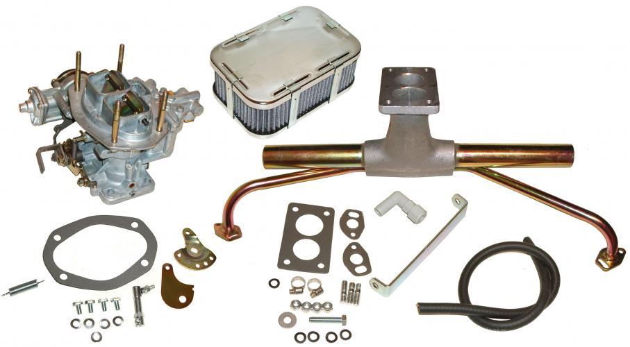 Karburátor progresivní/EMPI EPC 32/36/kit - Typ 1/2/14/181 (1970 »)
