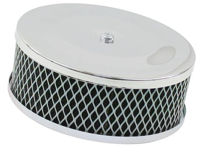 Filtr vzduchu 65x140mm/chrom - Typ 1 motor (28-34 PICT)