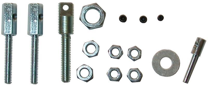 Systém zkrácení/lana brzdy/spojky/plynu/kit - Typ (» 2003)