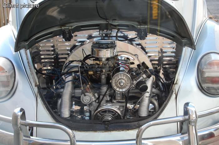 Panely za motorem S/S perforace - Typ 1 (» 2003)