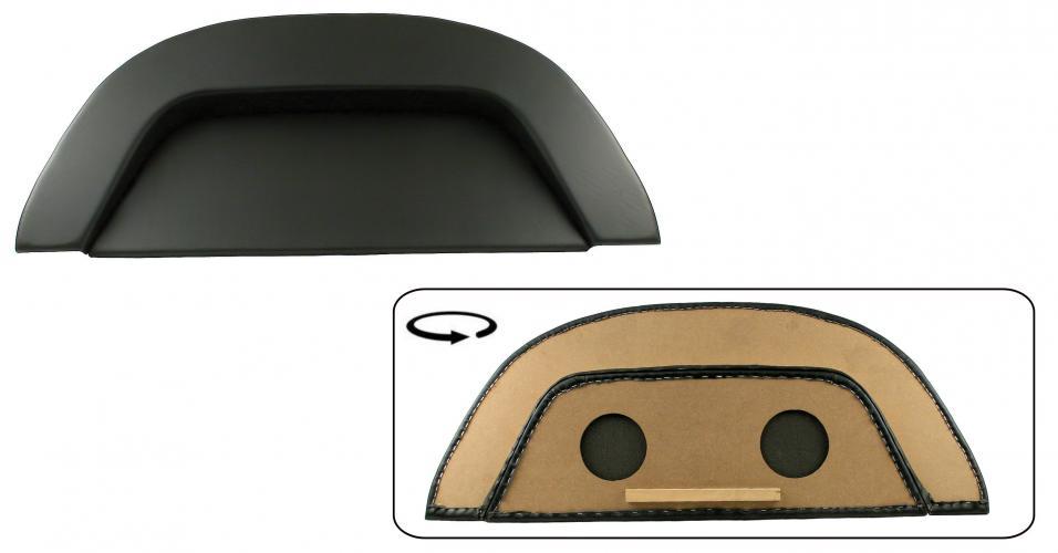 Panel zadní/černý vinyl - Typ 1 (1957 » 03)
