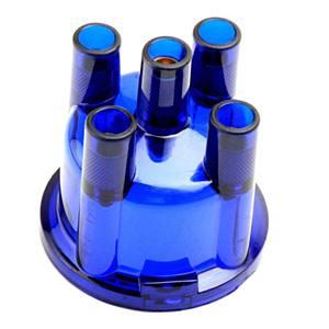 Víčko rozdělovače/transparentní modré - Typ 1/2/3/14/25 (1967 »)