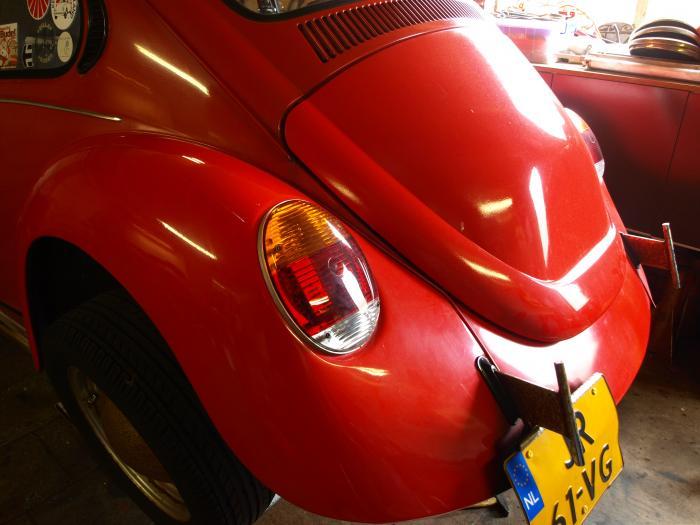 Světla zadní/styl New Beetle L/P - Typ 1/181 US (1972 » 03)