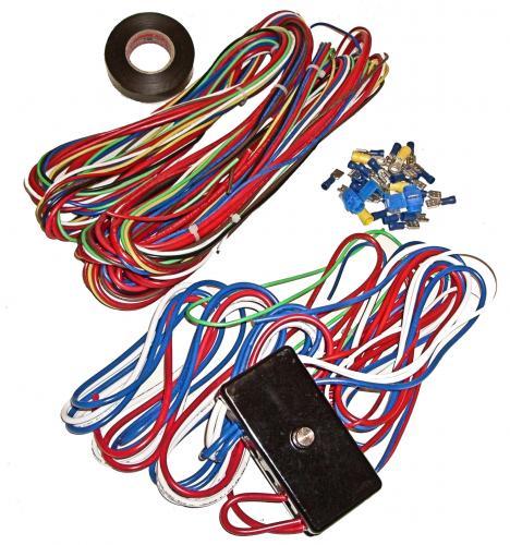 Elektroinstalace/komplet - T.1 Buggy (univerzál)