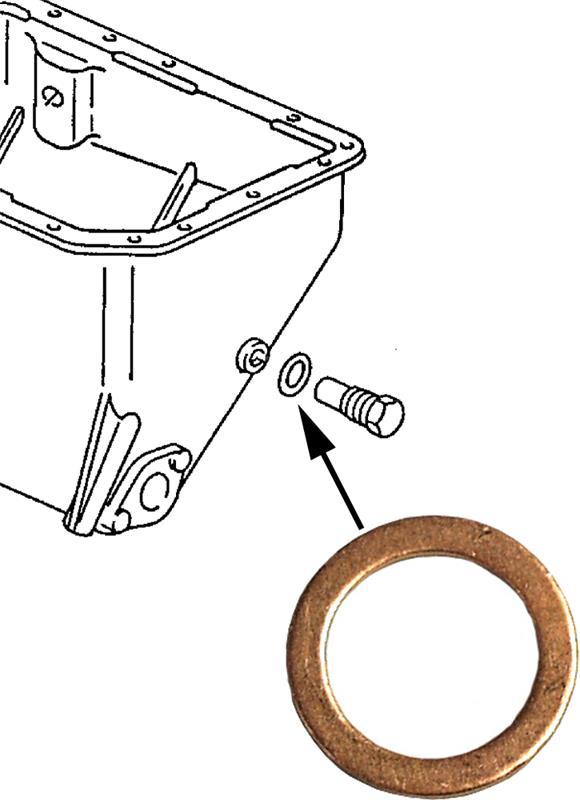 Těsnící kroužek oleje/14x20mm - Typ (univerzál)