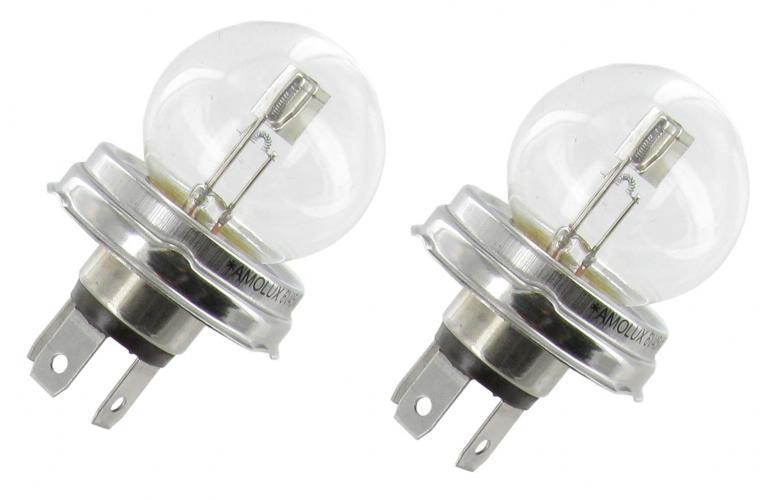Žárovky 12V 45/40W světlomet - Typ (1960 »)