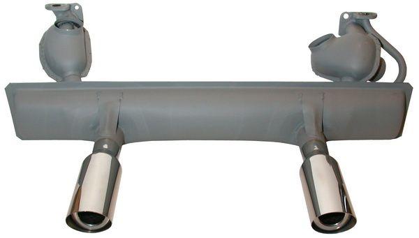 Výfuk S/S koncovky - Typ 1/14/181 (1963 »)