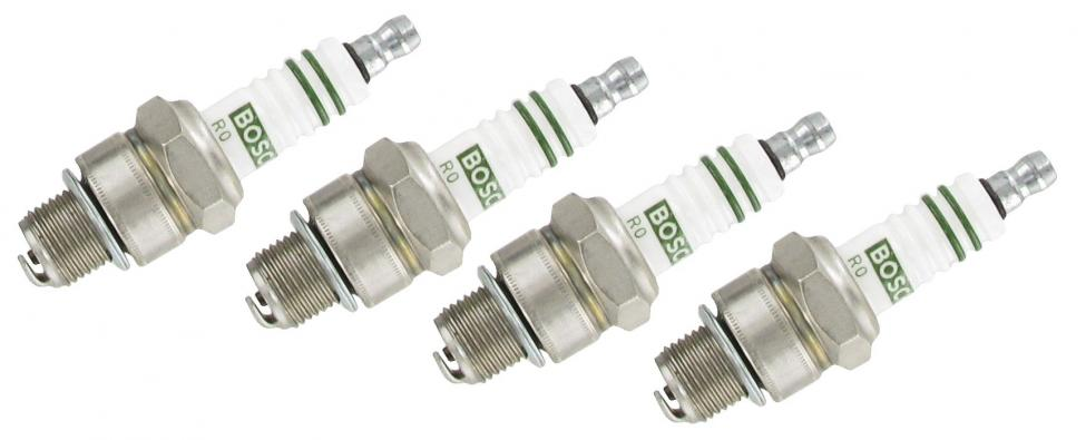 Svíčky zapalovací Bosch W8AC/Std - Typ 1/3/CT/CZ motory (» 1992)