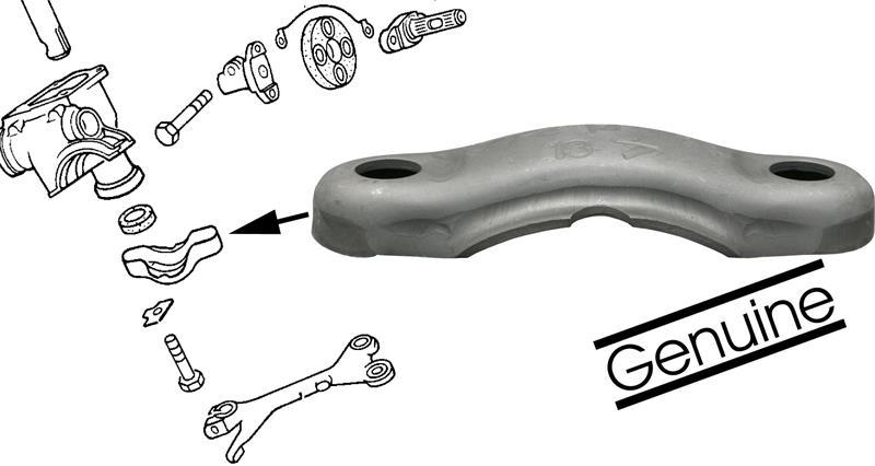 Objímka/převodka řízení - Typ 1/14/181 (1965 » 03)