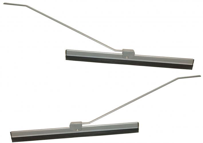 Lišty stírací šedé/ramínka - Typ 1 (1954 » 57)