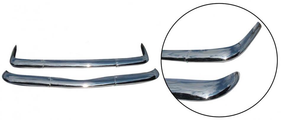 Nárazník přední/zadní S/S - Typ 14 (1969 » 71)