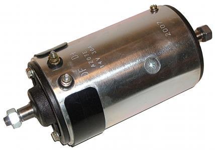 Generátor/12V - Typ 1/2/14/181 (1966 » 74)