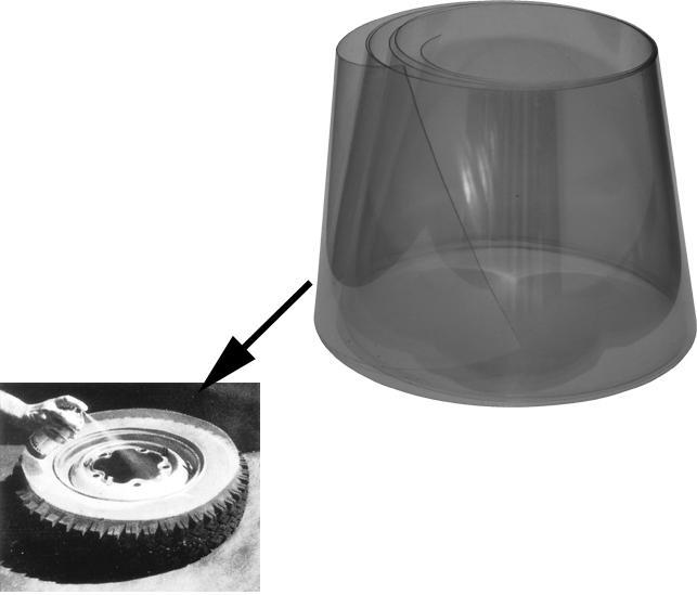 Folie krycí/lak disku - Typ (univerzál)