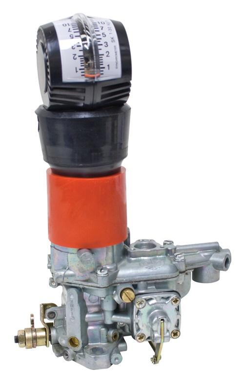 Adaptér synchrometru/červený uretan (karburátory 34ICT/34EPC)