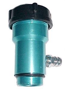 Hrdlo oleje/modré Alu - Typ 1 motor (1960 »)