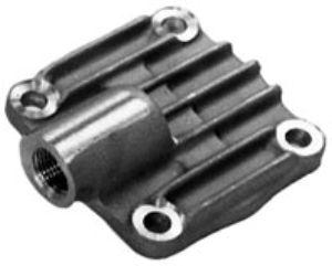 Víko čerpadla oleje Alu/1 výstup - Typ 1/3 motory (1960 »)