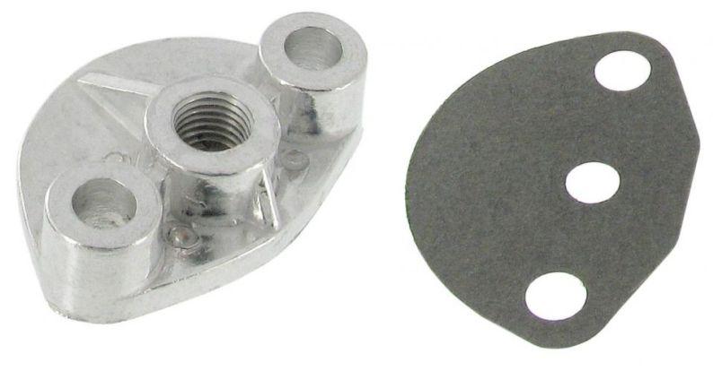 Záslepka čerpadla paliva Alu/závit - Typ 1/3/CT/CZ/WBX motory (» 1992)