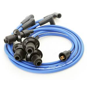 Kabely zapalovací 90° OE/modré - Typ 1 motor (» 1992)