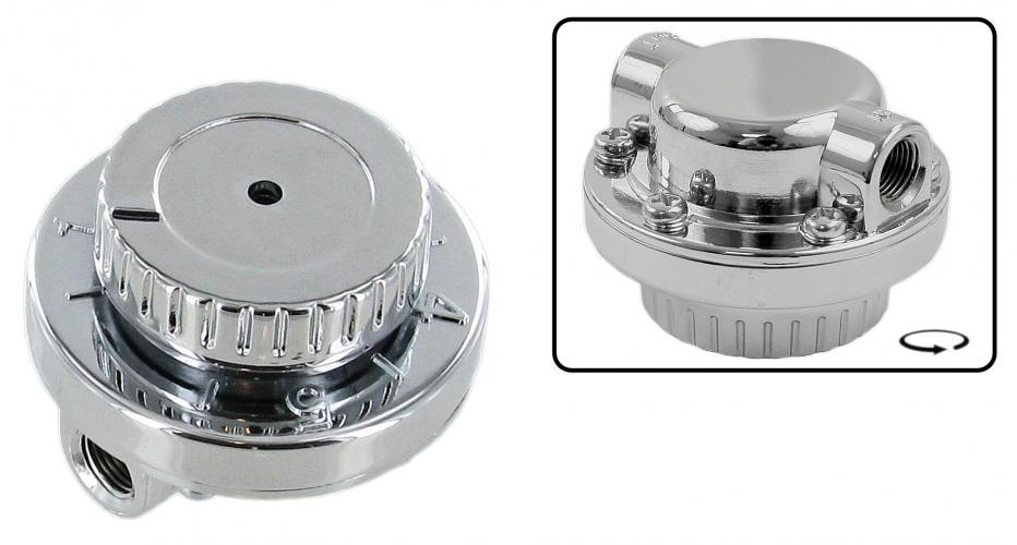 Regulátor tlaku paliva - Typ (univerzál)