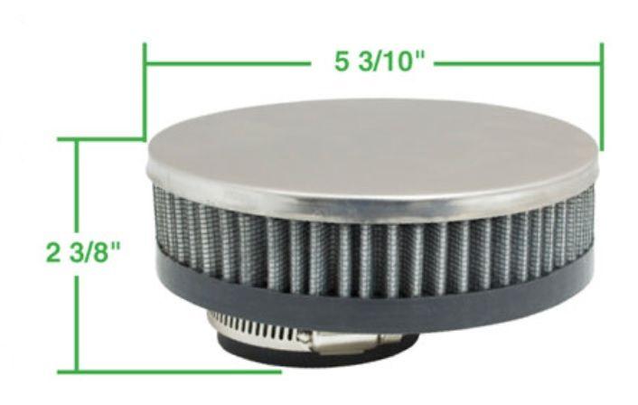 Filtr vzduchu/plast - Typ 3 motor (1.5-1.6)